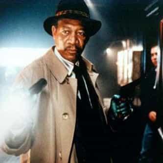 Detective Lt. William Somerset