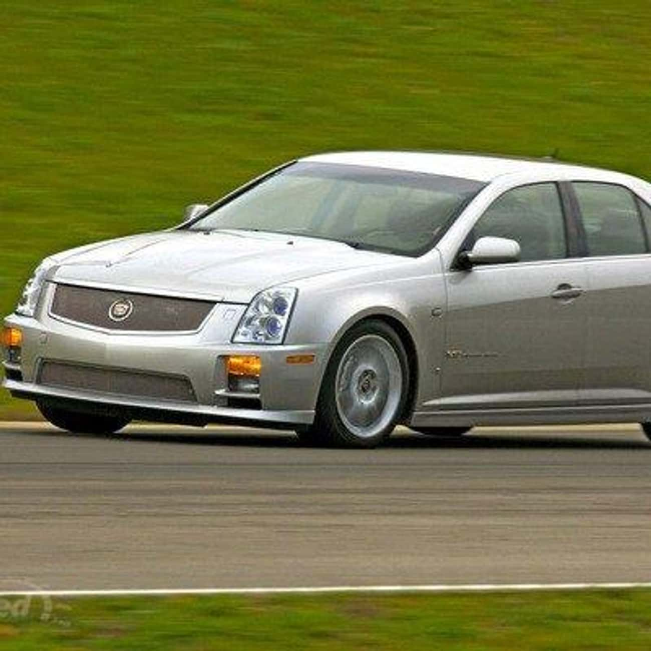 2007 Cadillac STS-V is listed (or ranked) 1 on the list List of All Cars Made in 2008