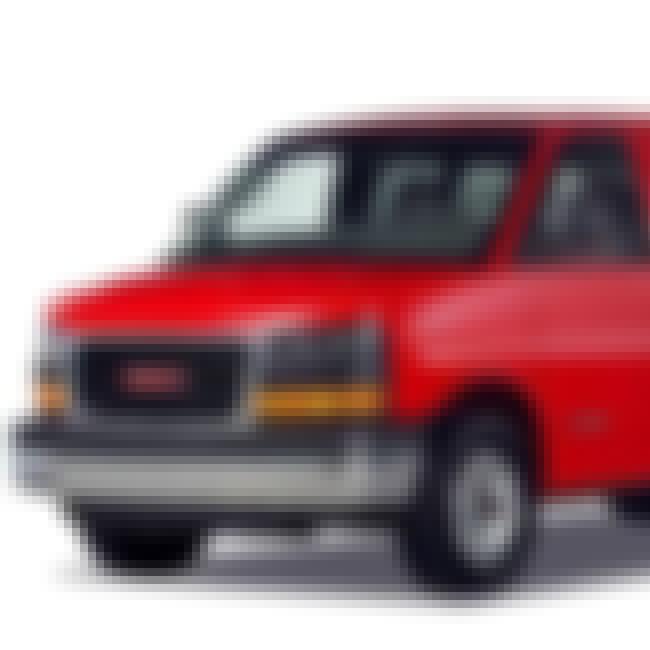 2008 GMC Savana is listed (or ranked) 3 on the list List of Popular GMC Vans