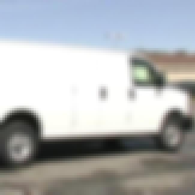 2007 GMC Savana is listed (or ranked) 1 on the list List of Popular GMC Vans