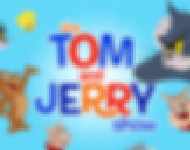 Cartoon Network's Tom and Jerr... is listed (or ranked) 2 on the list Scott Fellows Shows and TV Series