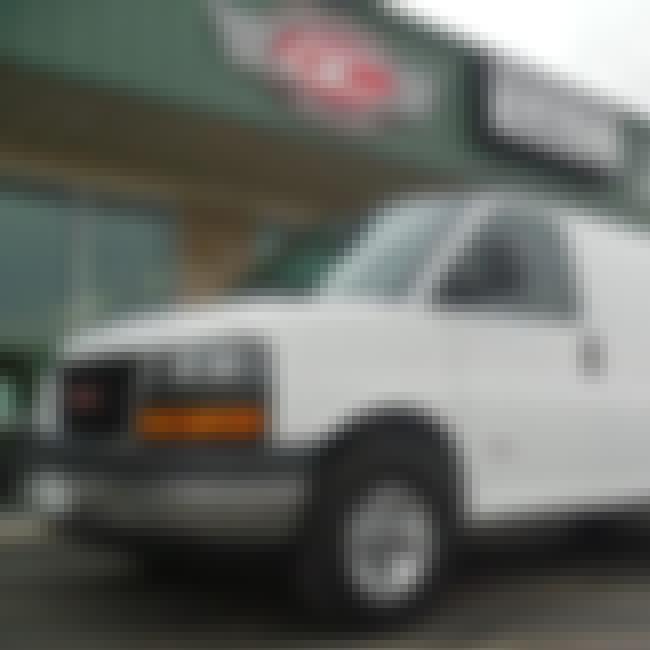 2008 GMC Savana Cargo Van is listed (or ranked) 4 on the list List of Popular GMC Vans