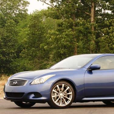 2008 Infiniti G37 is listed (or ranked) 1 on the list The Best Infiniti G37s of All Time