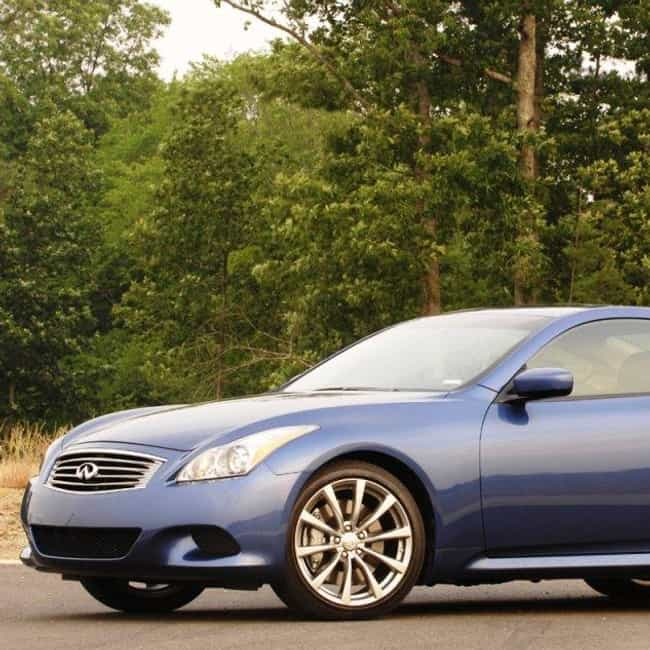 2008 Infiniti G37 is listed (or ranked) 2 on the list The Best Infiniti G37s of All Time