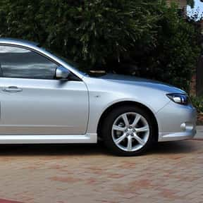 2009 Subaru Impreza Hatchback is listed (or ranked) 3 on the list The Best Hatchbacks of All Time