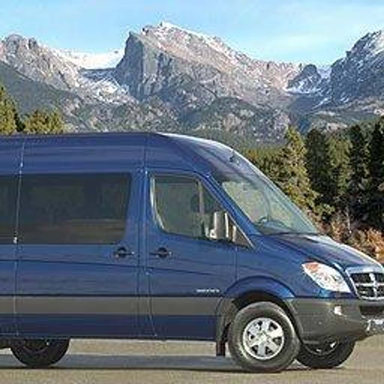 2007 Dodge Sprinter is listed (or ranked) 2 on the list List of All Cars Made in 2008