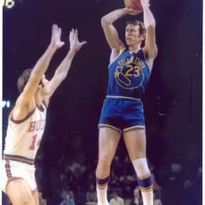 Jeff Mullins is listed (or ranked) 11 on the list The Best Golden State Warriors Shooting Guards of All Time