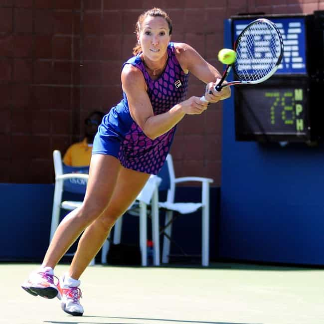 Jelena Janković is listed (or ranked) 3 on the list The Best Tennis Players from Serbia
