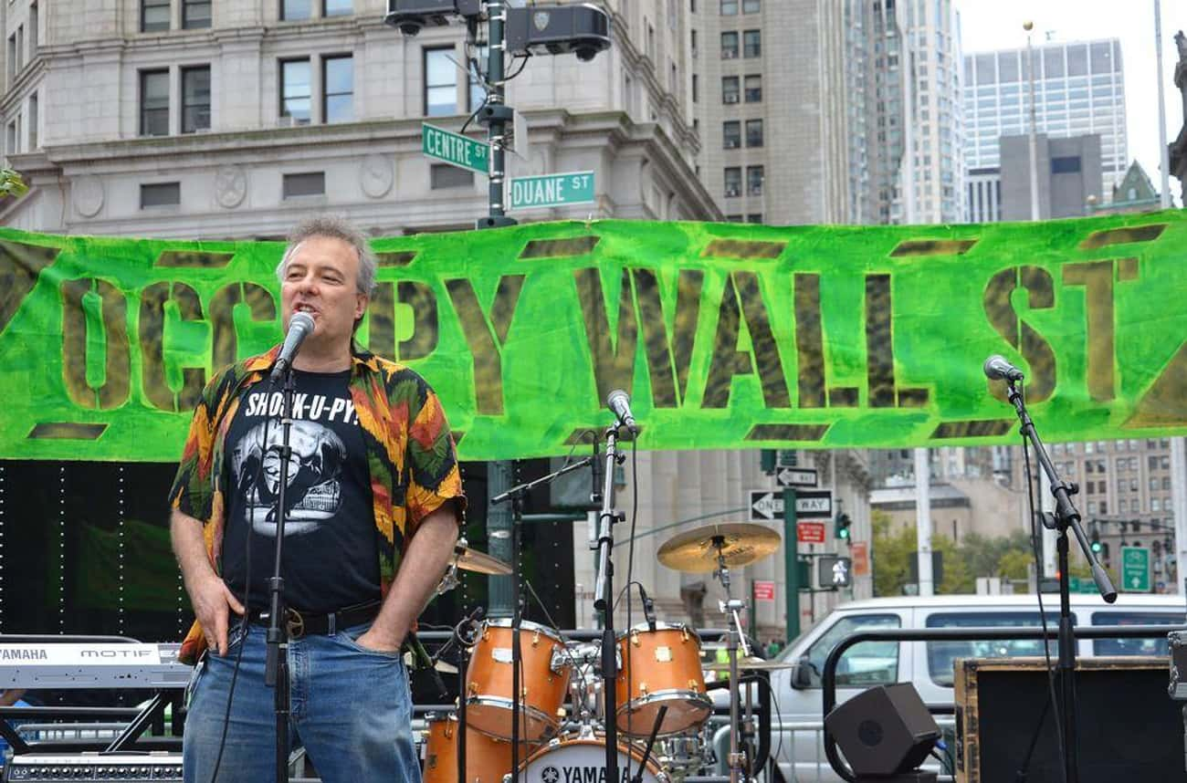 Jello Biafra, Green Party is listed (or ranked) 2 on the list The Weirdest Third-Party Candidates in US History