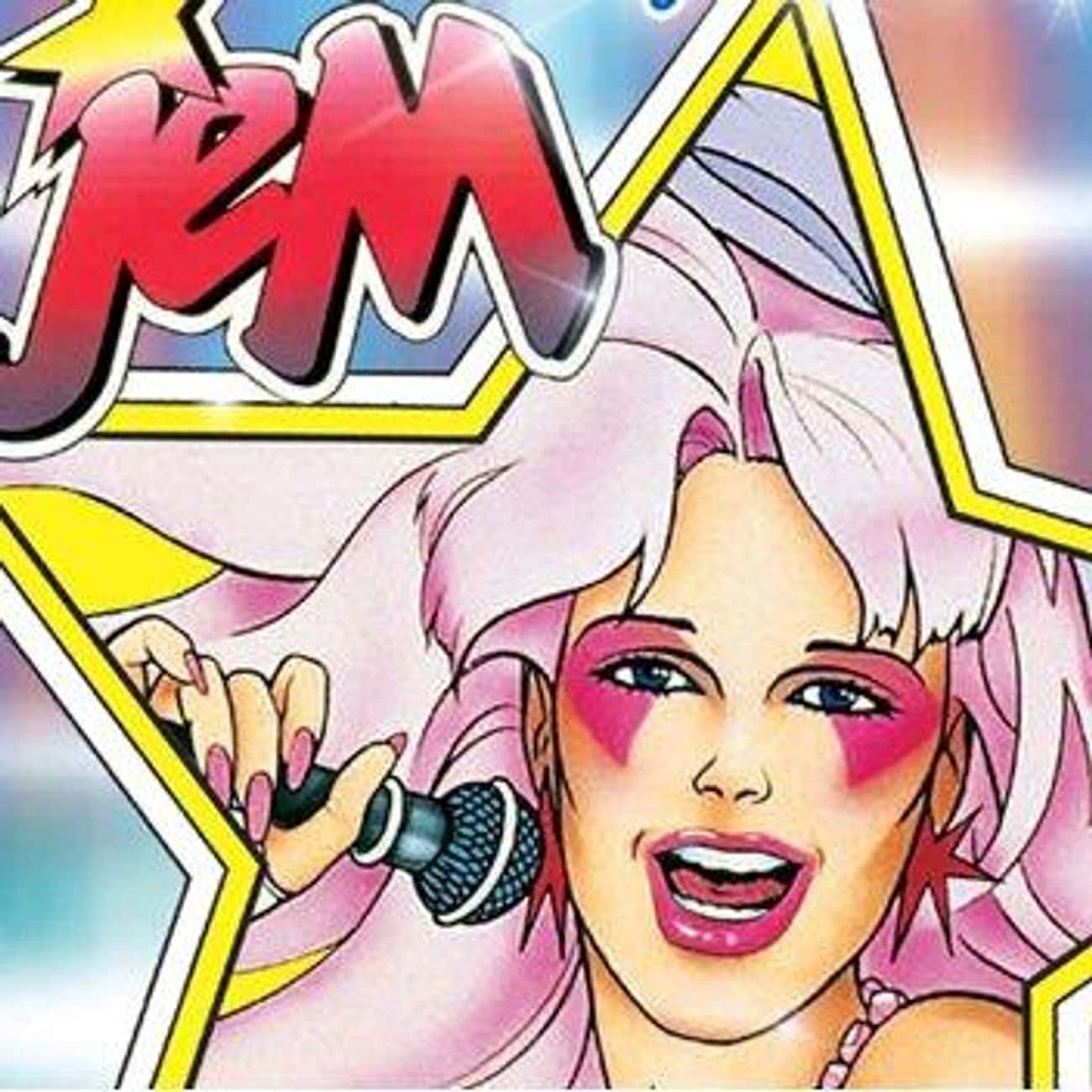 Jem is listed (or ranked) 2 on the list Hasbro Shows and TV Series