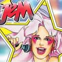Jem is listed (or ranked) 15 on the list The Best Sci-Fi Kids Shows Ever Made