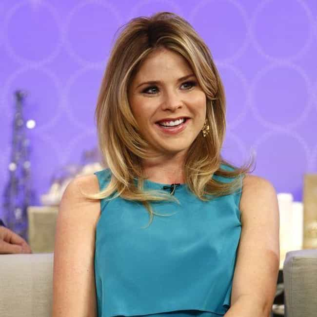 Jenna Bush Hager is listed (or ranked) 3 on the list The Most Beautiful First Daughters in American History, Ranked