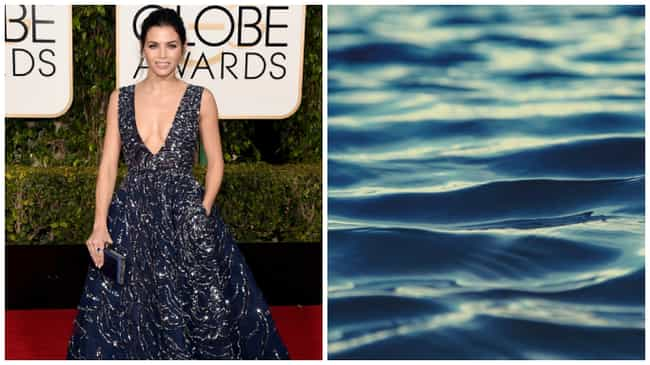Jenna Dewan is listed (or ranked) 4 on the list People Who Looked Like Things at the 2016 Golden Globes