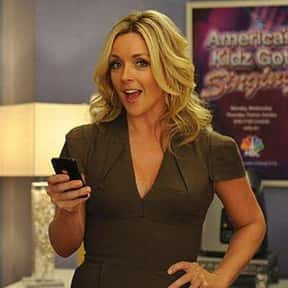 Jenna Maroney is listed (or ranked) 24 on the list Which Sitcom Character Would You Want to Quarantine With?