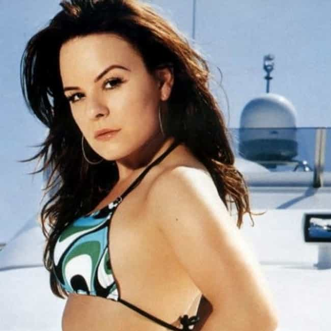 Jenna von Oÿ is listed (or ranked) 3 on the list The Top 19 Sexiest Girls You Forgot About