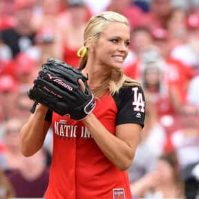 Jennie Finch is listed (or ranked) 8 on the list The Best Olympic Athletes from United States Of America