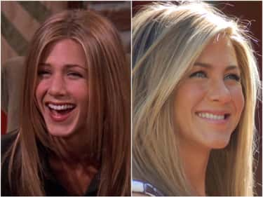 Jennifer Aniston (Rachel Green is listed (or ranked) 1 on the list The Cast of Friends: Where Are They Now?