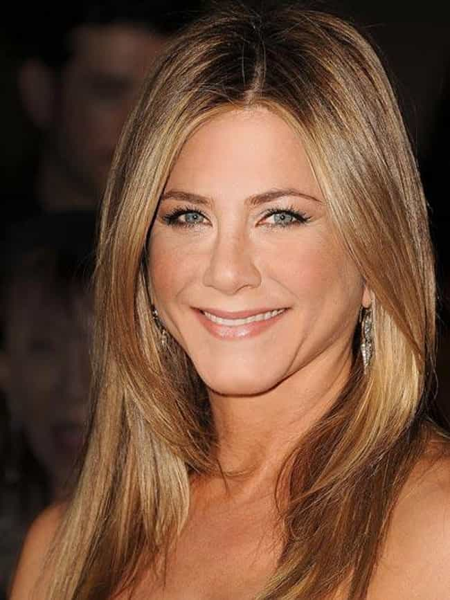 Jennifer Aniston is listed (or ranked) 4 on the list Famous Friends of Orlando Bloom