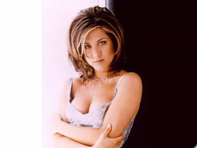 Jennifer Aniston is listed (or ranked) 3 on the list The 100+ Hottest Women of the '90s