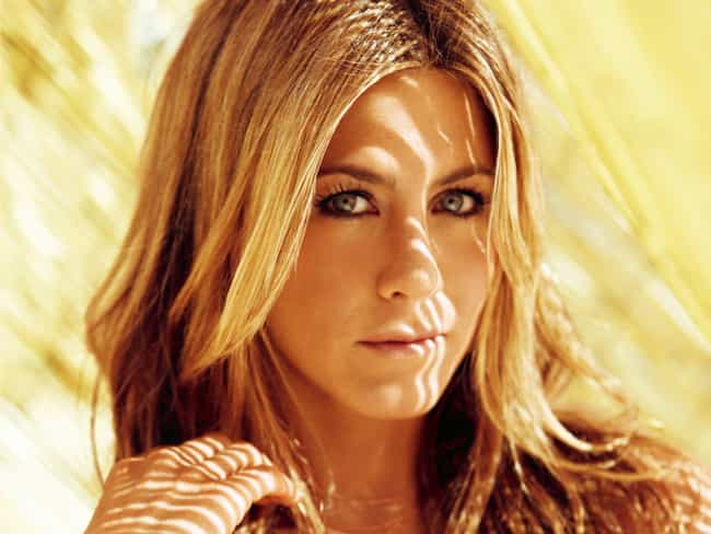 Jennifer Aniston is listed (or ranked) 2 on the list Famous People of Scottish Descent