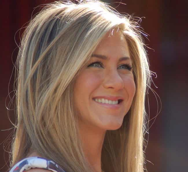 Jennifer Aniston is listed (or ranked) 3 on the list Famous People of Irish Descent