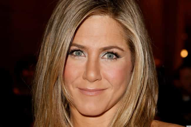 Jennifer Aniston is listed (or ranked) 3 on the list 80+ Famous People of English Descent