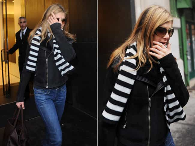 Jennifer Aniston is listed (or ranked) 3 on the list Caught in the Act: Best Celebrity Walk of Shame Pics