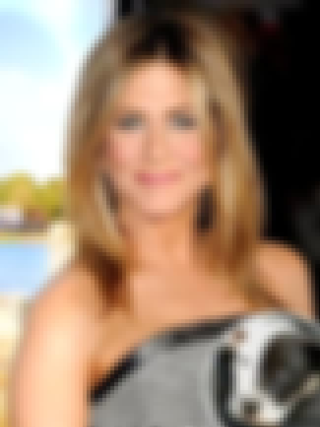 Jennifer Aniston is listed (or ranked) 2 on the list 28 Celebrities Who Adopted Pit Bulls