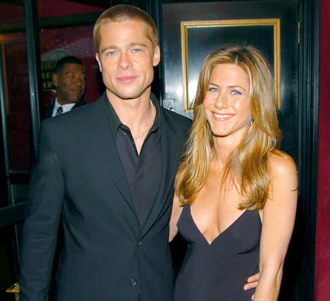 Jennifer Aniston is listed (or ranked) 3 on the list The Most Tragic Celebrity Breakup Stories