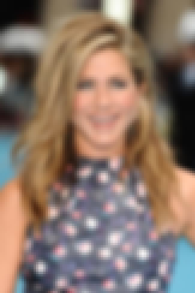 Jennifer Aniston is listed (or ranked) 1 on the list 47 Famous ENFPs