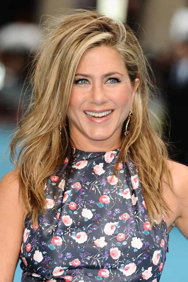 Jennifer Aniston is listed (or ranked) 1 on the list 42 Famous ENFPs