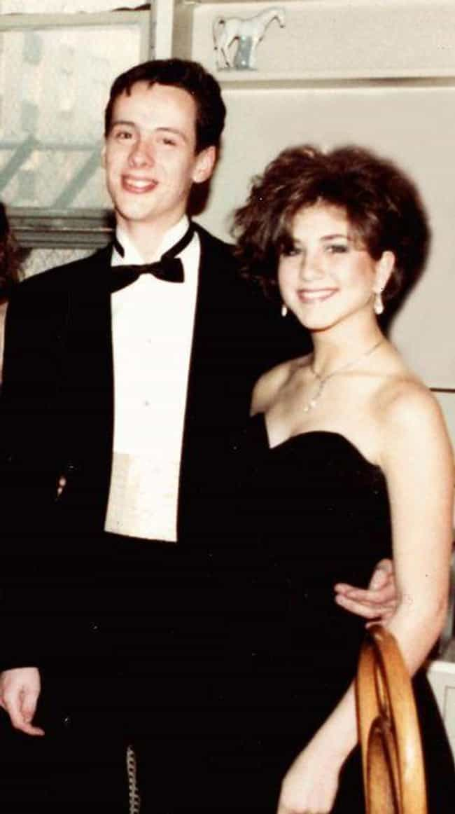 Jennifer Aniston is listed (or ranked) 4 on the list The 37 Greatest Celebrity Prom Photos