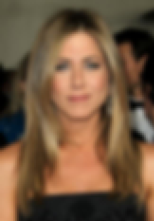 Jennifer Aniston is listed (or ranked) 6 on the list Beautiful Celebrity Women Aging the Most Gracefully