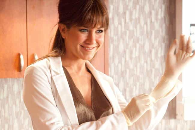 Jennifer Aniston is listed (or ranked) 3 on the list The Sexiest Bosses in Movie History