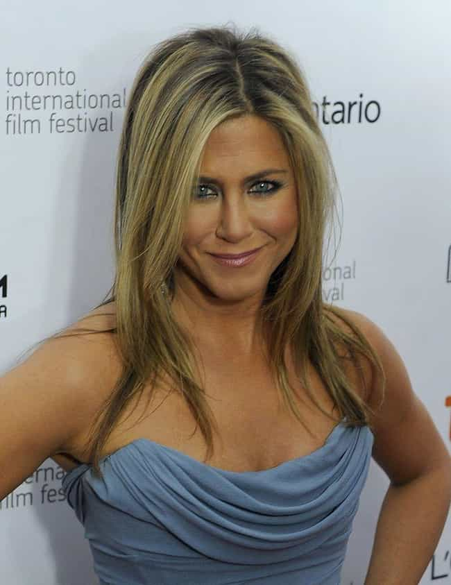 Jennifer Aniston is listed (or ranked) 1 on the list Celebrities Who Quit Smoking