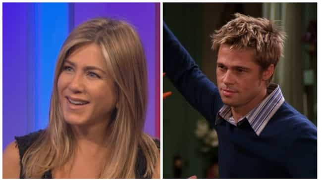Jennifer Aniston is listed (or ranked) 4 on the list Celebrity Couples Doomed By Their Zodiac Signs
