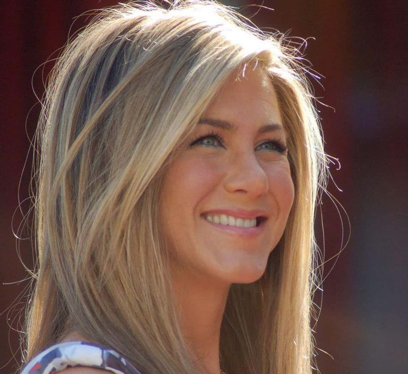 Jennifer Aniston is listed (or ranked) 2 on the list Celebrities Who Are Godparents For Their Famous Friends