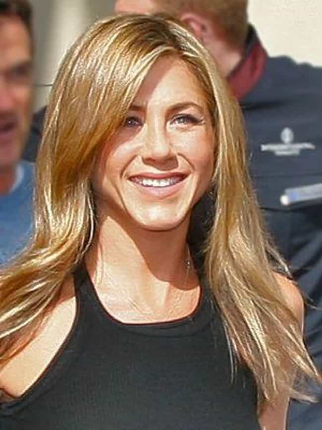 Jennifer Aniston is listed (or ranked) 1 on the list Celebrities Who Study Martial Arts