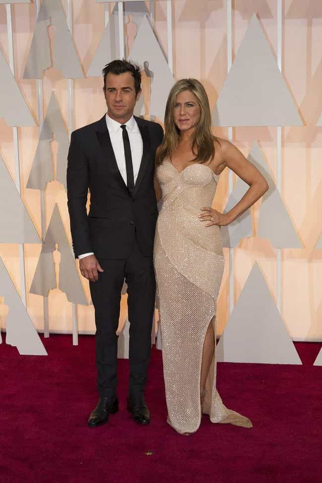 Jennifer Aniston is listed (or ranked) 4 on the list The Many Celebrity Exes Of Justin Theroux