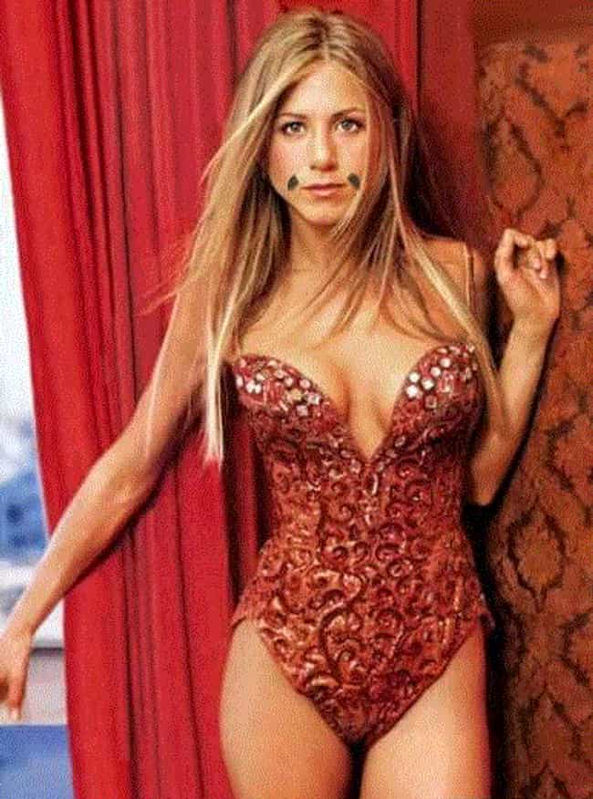 Jennifer Aniston is listed (or ranked) 3 on the list The Hottest Funny Women