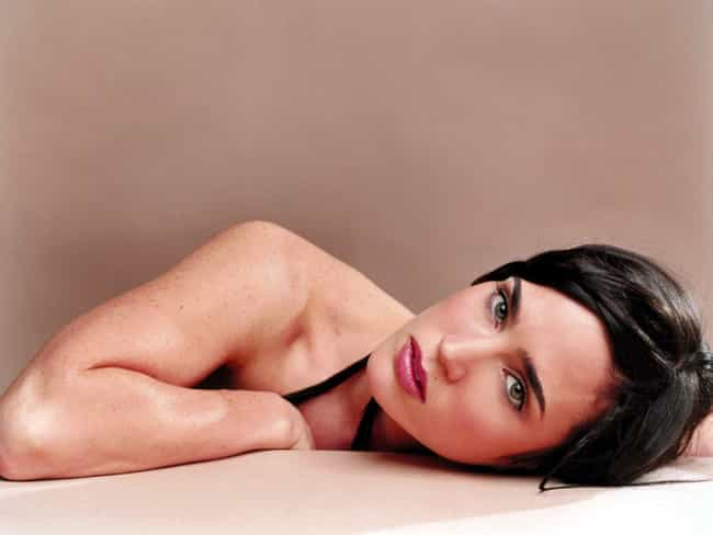 Jennifer Connelly is listed (or ranked) 3 on the list The Most Captivating Celebrity Eyes (Women)