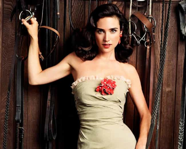 Jennifer Connelly is listed (or ranked) 8 on the list Gorgeous Celebrity Women Who Are Also Geniuses