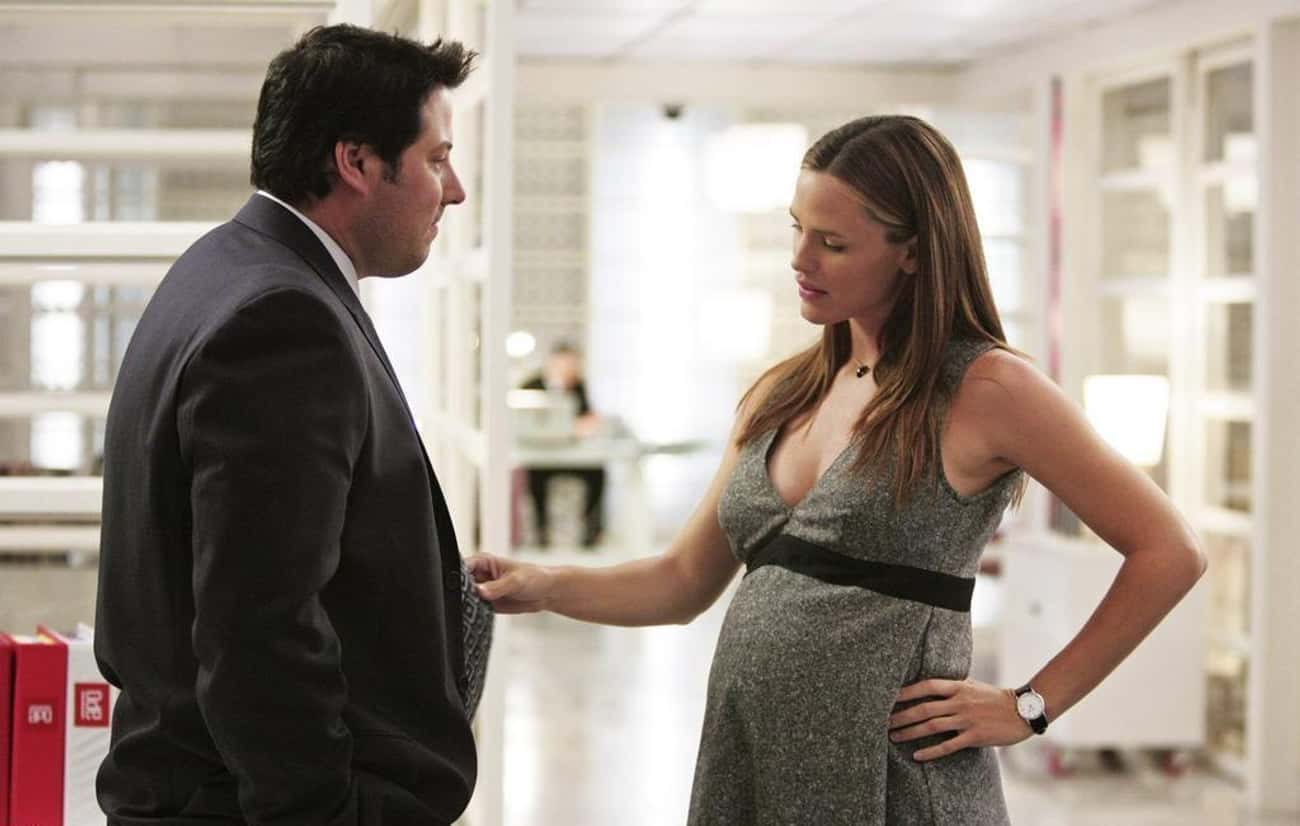 Jennifer Garner is listed (or ranked) 3 on the list 37 Actresses Who Filmed While Pregnant