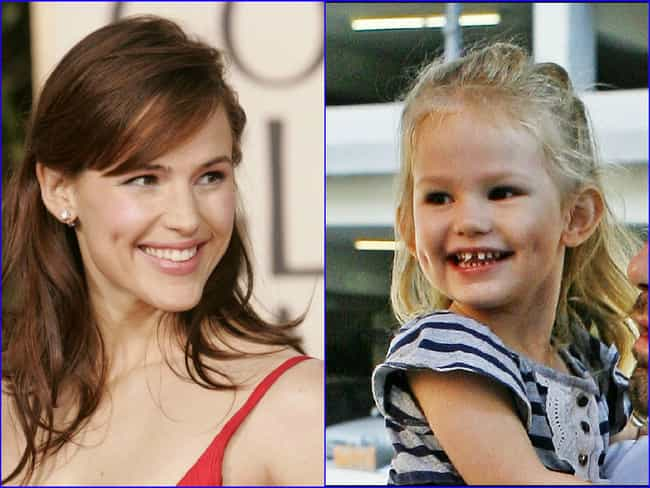 Jennifer Garner is listed (or ranked) 1 on the list You're Seeing Double: Celebrities Who Cloned Themselves