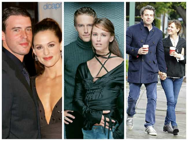 Jennifer Garner is listed (or ranked) 1 on the list Celebrities Who Frequently Date Their Co-Stars