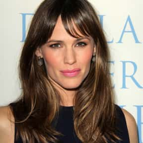 Jennifer Garner is listed (or ranked) 24 on the list Who Was America's Girlfriend in 2016?