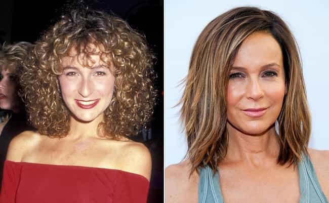 Jennifer Grey is listed (or ranked) 3 on the list Celebrity Nose Jobs: Before and After