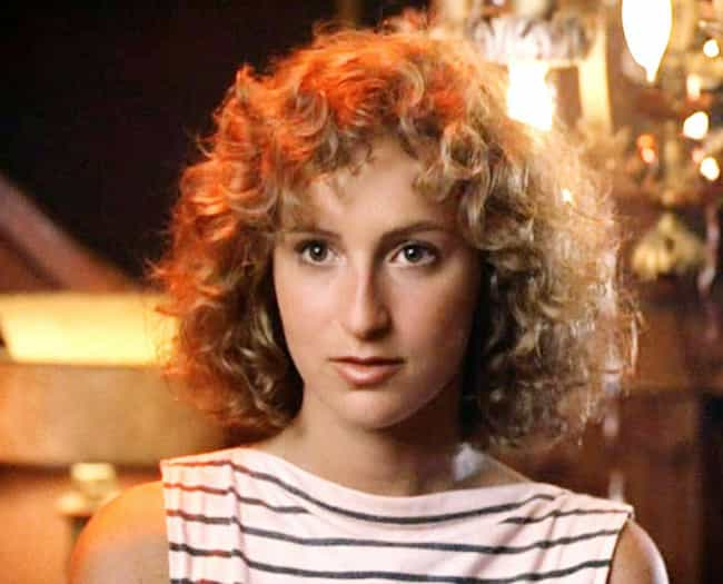Jennifer Grey is listed (or ranked) 4 on the list Actors Who Are Only Hot Because Of The Characters They Play