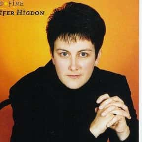 Jennifer Higdon is listed (or ranked) 6 on the list Famous Curtis Institute Of Music Alumni