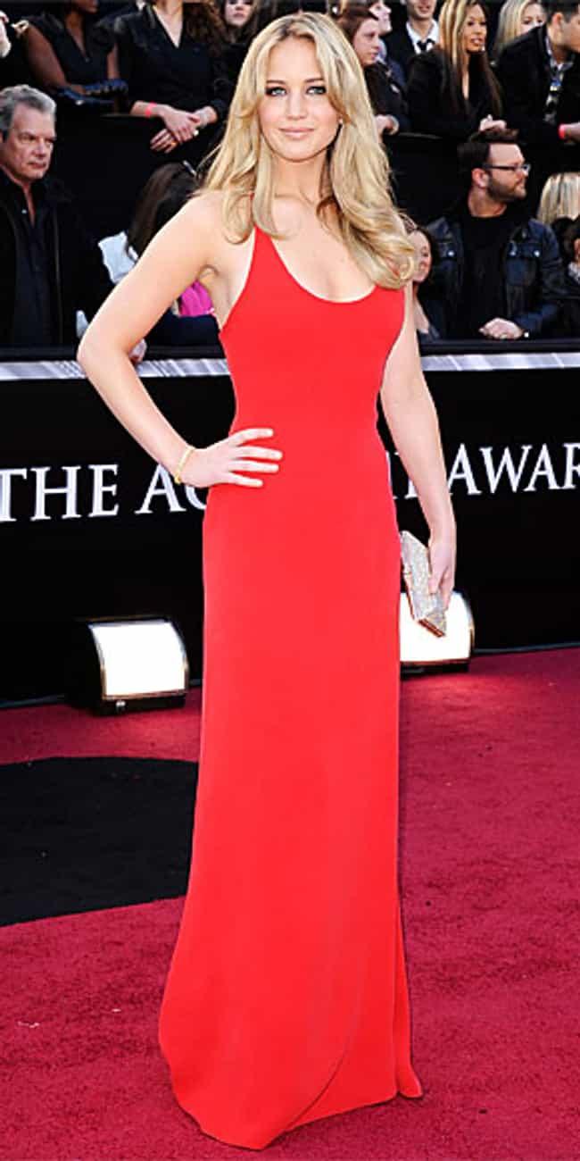 Famous Calvin Klein Dresses: Photos of Celebrities in CK